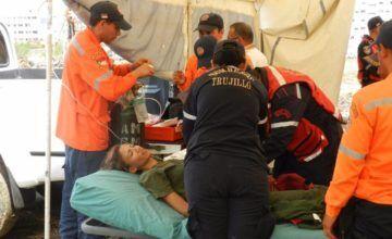 Militares se desmayan de hambre en plenos ejercicios cívico-militares