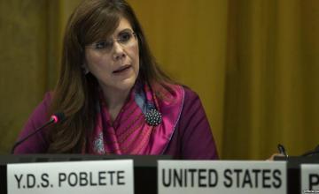 Acusan a Cuba de apoyar represión en Venezuela en Conferencia de Desarme en ONU