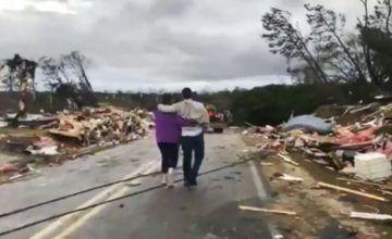 Al menos 23 muertos por tornado en Alabama