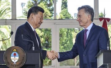 Delegación china visitará Argentina para conversar sobre demorado acuerdo por planta nuclear: fuente Gobierno argentino