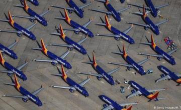 El cuestionado sistema de estabilización del Boeing del accidente en Etiopía se activó