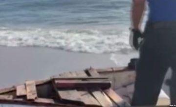 Un grupo de cubanos llega a Miami en balsa y escapa de la Policía