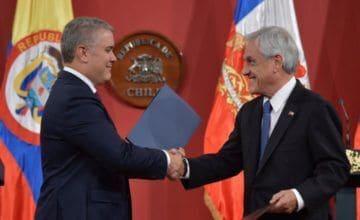 Líderes sudamericanos se reúnen en Chile para la creación de Prosur