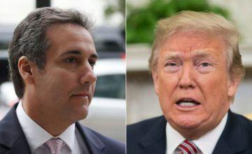 FBI investigaba a Cohen antes de allanamiento