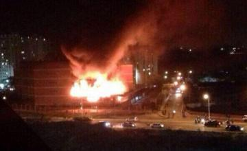 Colombia: ataque contra oleoducto provoca gran incendio