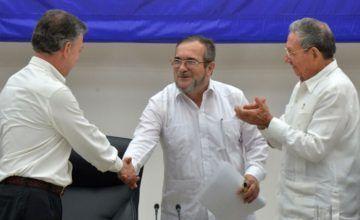 Duque ordena revisar ley clave en acuerdo de Paz firmado en Cuba