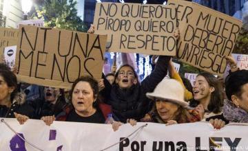 Igualdad de género y derechos en la agenda del Día Internacional de la Mujer