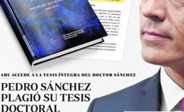 La Moncloa publicó un comunicado falso para salvar la tesis de Pedro Sánchez
