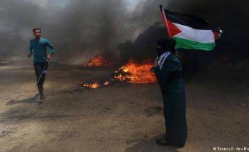 Pese a intercambio de disparos, Gaza se mantiene en calma