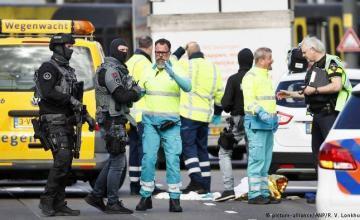 """""""Posibles muertes"""" en tiroteo en la ciudad holandesa de Utrecht"""