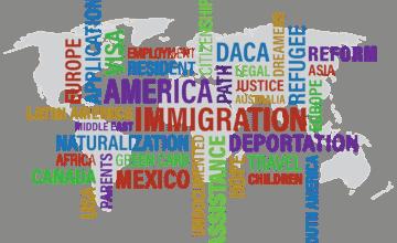 Diez nuevas reglas de USCIS que afectan a inmigrantes y endurecen rigor de visas y deportaciones