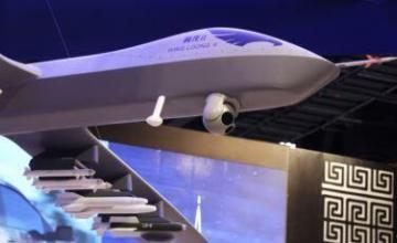Irán prueba drones en maniobras cerca de Ormuz