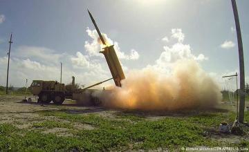 EEUU despliega sistema antimisiles en Israel