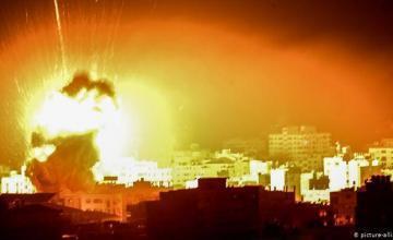 Israel – Gaza: Tel Aviv manda misiles, Hamas anuncia alto el fuego