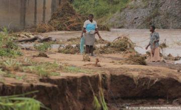 Mozambique: Temen que más 1.000 personas murieron por ciclón