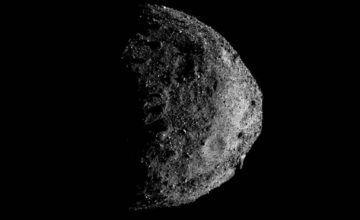 Científicos de la NASA quedan desconcertados por misteriosas eyecciones en el asteroide Bennu
