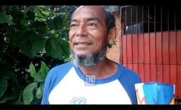 Maratonista opositor nicaragüense se exilia en Costa Rica