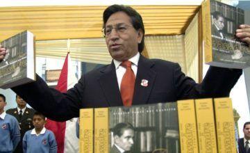 El expresidente peruano Toledo fue arrestado por ebriedad en EE.UU