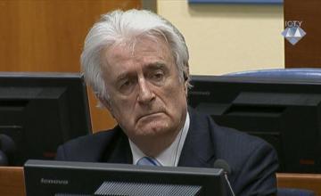 Radovan Karadzic: aumentan a cadena perpetua la condena por genocidio contra el exlíder serbio