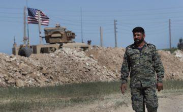 Grupo sirio pide corte internacional para detenidos del Estado Islámico