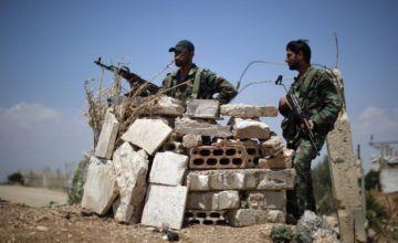El Estado islámico enfrenta la derrota territorial final en la batalla del este de Siria