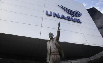 Ecuador anunció su retiro definitivo de la Unasur