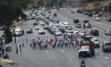 Régimen de Maduro impide concentración convocada por Guaidó en Caracas