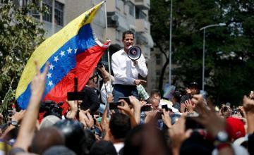 """Guaidó anuncia gira por Venezuela y asegura que el Artículo 187 será activado """"cuando llegue el momento"""""""
