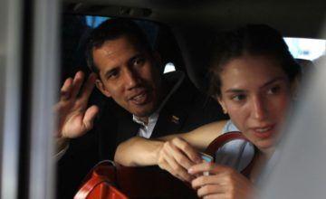 EE.UU. condena ataque contra Guaidó denunciado por la esposa