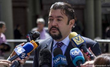 La CIDH pide al Estado venezolano que proteja al jefe de despacho de Guaidó