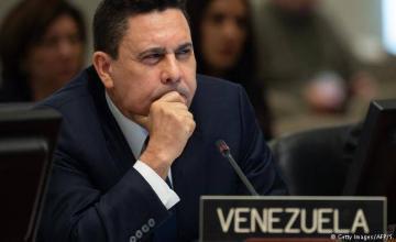 """Acusa Colombia a Venezuela de """"falsas acusaciones"""" en la ONU"""