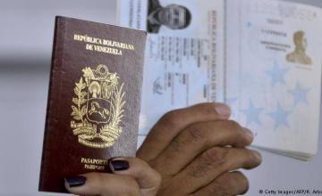 Colombia amplia vigencia de pasaportes venezolanos por dos años
