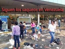 Venezuela: saqueos durante apagón dejan pérdidas millonarias