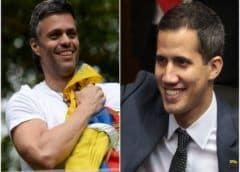 Alzamiento cívico militar en Venezuela en directo: liberado de su arresto domiciliario Leopoldo López