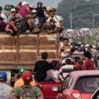 La Casa Blanca alerta sobre crisis migratoria en la frontera con México
