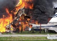 Chile: seis muertos por caída de avioneta