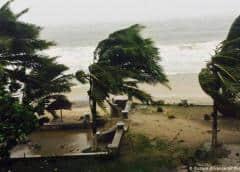 Un nuevo ciclón tocará tierra en el norte de Mozambique