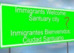 Trump sopesó el envío de inmigrantes detenidos a ciudades santuario