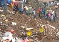 Colombia: Deslizamiento de tierra en Cauca deja al menos 10 personas muertas
