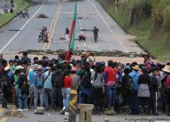 Colombia: acuerdo para desbloquear la Panamericana