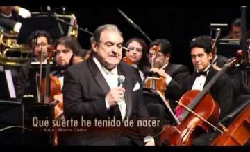 Muere el músico Alberto Cortez, autor de 'Castillos en el aire'
