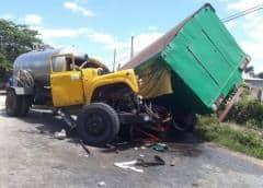 Accidente de tránsito en Pinar del Río deja 12 niños y 20 adultos lesionados
