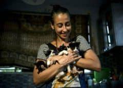 Marchan en Cuba por los derechos de los animales
