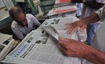 Cuba anuncia recortes en prensa oficial por escasez de papel