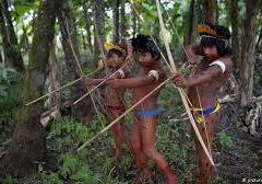 La lucha de los guerreros wao contra las petroleras en la Amazonía