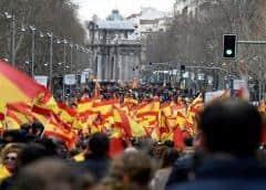 España: La participación a las 14 horas es del 41,49 %, casi 5 puntos más que en 2016