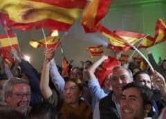 Incertidumbre y división en la derecha marcan voto en España