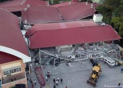 Filipinas sufre dos sismos en días consecutivos