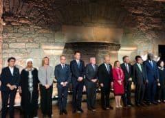 El G-7 pide el restablecimiento total del orden democrático en Venezuela