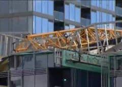 Cae grúa de construcción en centro de Seattle; hay 4 muertos
